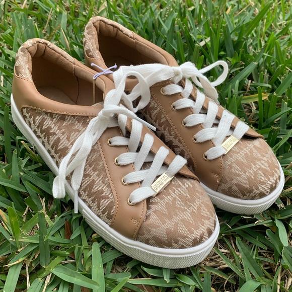 eec783bee1e Michael Kors Shoes   Girls Sneakers   Poshmark